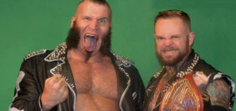 United Wrestling Network World Tag Team Champions: Reno Scum