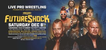 Main Event Pro Wrestling heads to LaTech University on December 8th