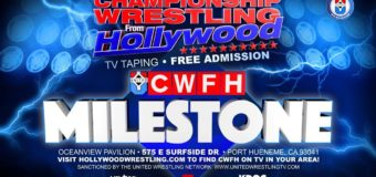 CWFH Presents Milestone on Dec 9