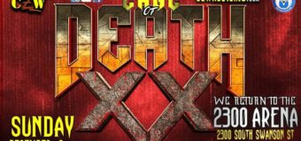 CZW Presents: Cage of Death XX!