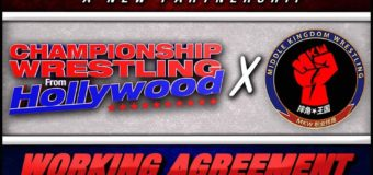 CWFH Forms Working Relationship with China's MKW