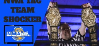 United Television Champion Becomes NWA Tag Team Champion