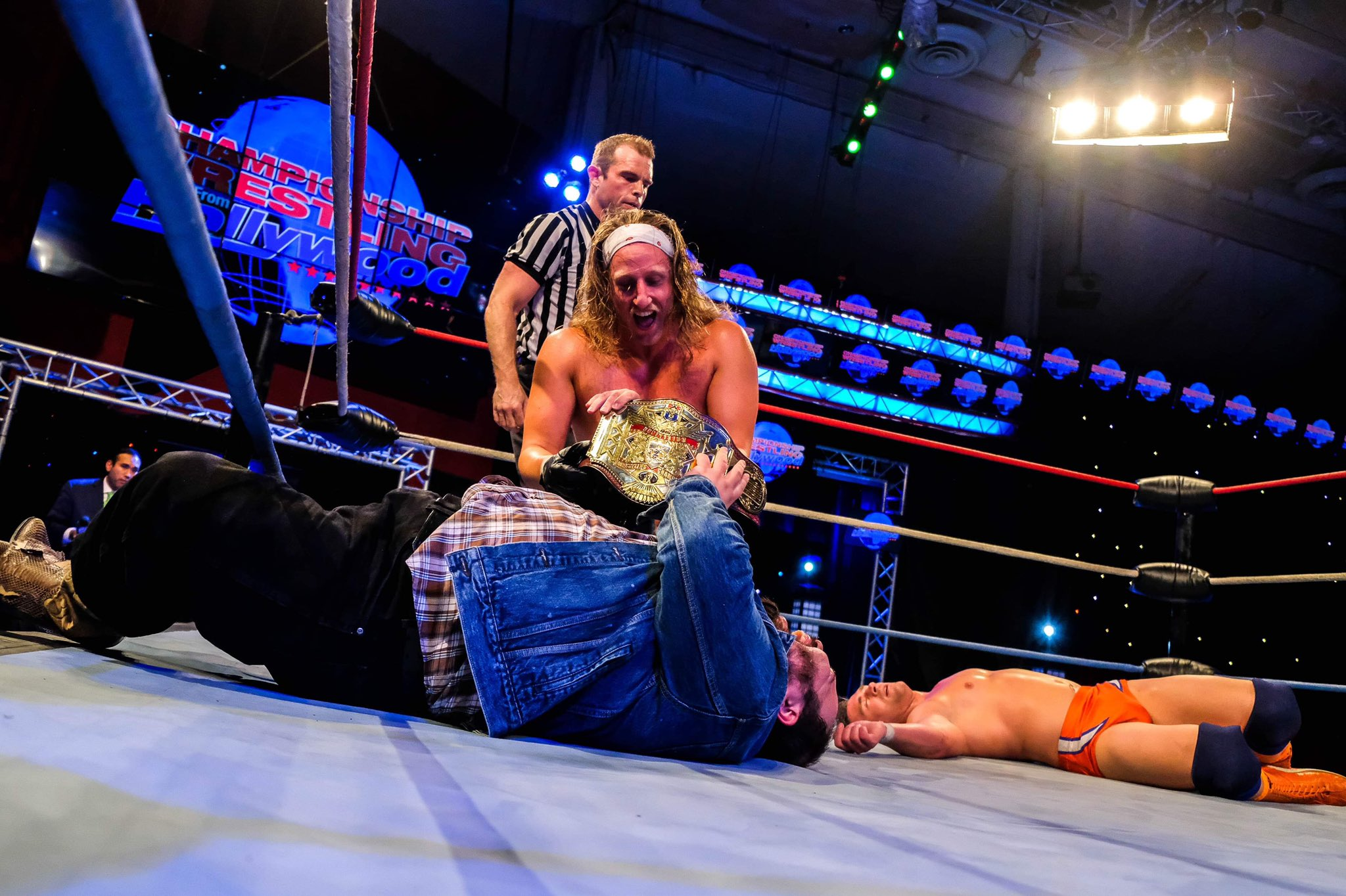 Titles Change Hands Heading into CWFH 500!